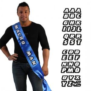 Banda Personaliza Tu Fiesta Azul