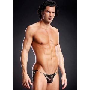Bikini Camuflaje Para Hombre