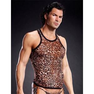 Camiseta Leopardo de Tirantes