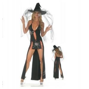 Disfraz La Bruja Negra T.U.
