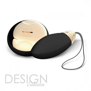 Lelo Insignia Design Edition Lyla 2 Masajeador Negro