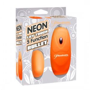 Neon Luv Touch Huevo Vibrador Naranja