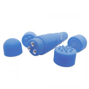 Neon Luv Touch Mini Masajeador Azul