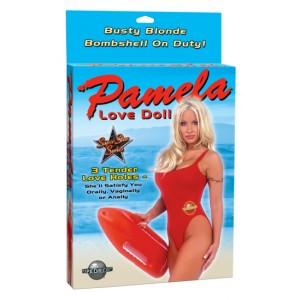 Pamela Muñeca Hinchable