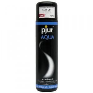 Pjur Aqua Lubricante Base Agua 30 ml