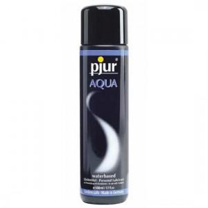 Pjur Aqua Lubricante Base Agua 500 ml