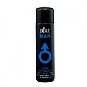 Pjur Man Basic Lubricante Base Agua 100 ml