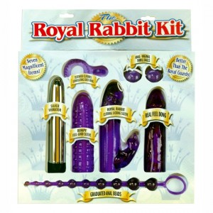 Royal Rabbit Kit 7 Piezas