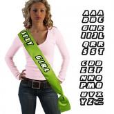 Banda Personaliza Tu Fiesta Verde