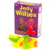 Caramelos Masticables con Forma de Pene