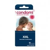 Condomi Preservativos Extra Grandes XXL 10 Uds