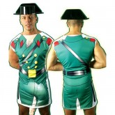 Disfraz de Guardia Civil