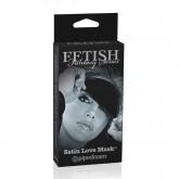 Fetish Fantasy Edición Limitada Máscara Satinada