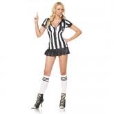 Leg Avenue Disfraz Femenino de Arbitro