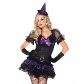 Leg Avenue Disfraz Femenino de Bruja Mágica