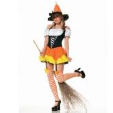 Leg Avenue Disfraz Femenino de Bruja Dulce del Maíz