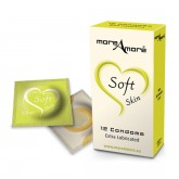 MoreAmore condones suaves 12 unidades