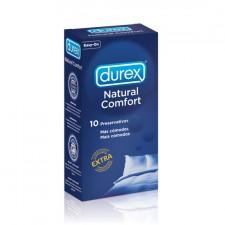 Durex Natural Comfort 10 Uds
