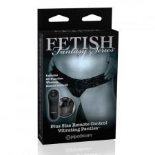 Fetish Fantasy Edición Limitada Tanga Vibrador Remoto Plus
