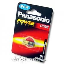 LRV08 Alcalina Panasonic PowerCells