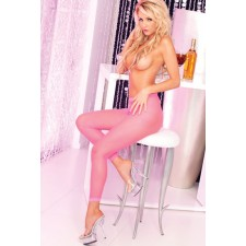 Neon Footless Panties Rosa