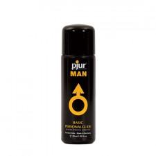 Pjur Man Basic Lubricante Personal Silicona 30 ml