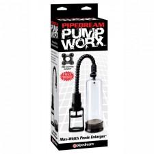 Pump Worx Bomba de Erección Máxima Amplitud