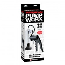 Pump Worx Bomba de Erección Máxima Precisión